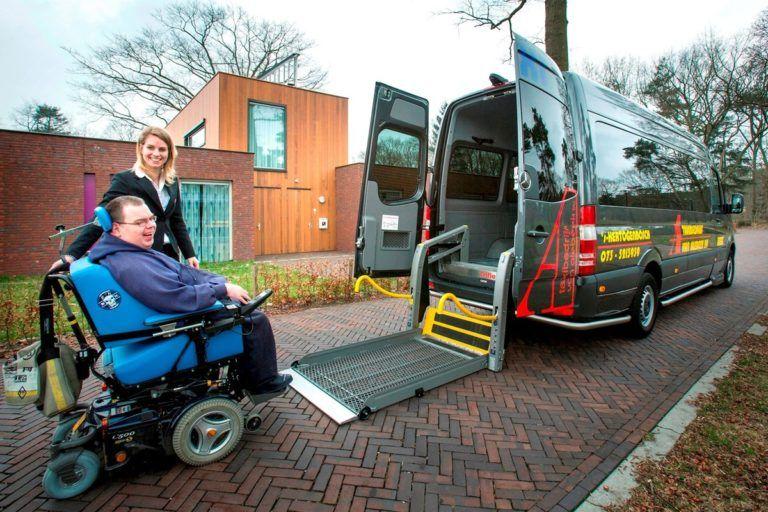 Rolstoeltaxi Den Bosch